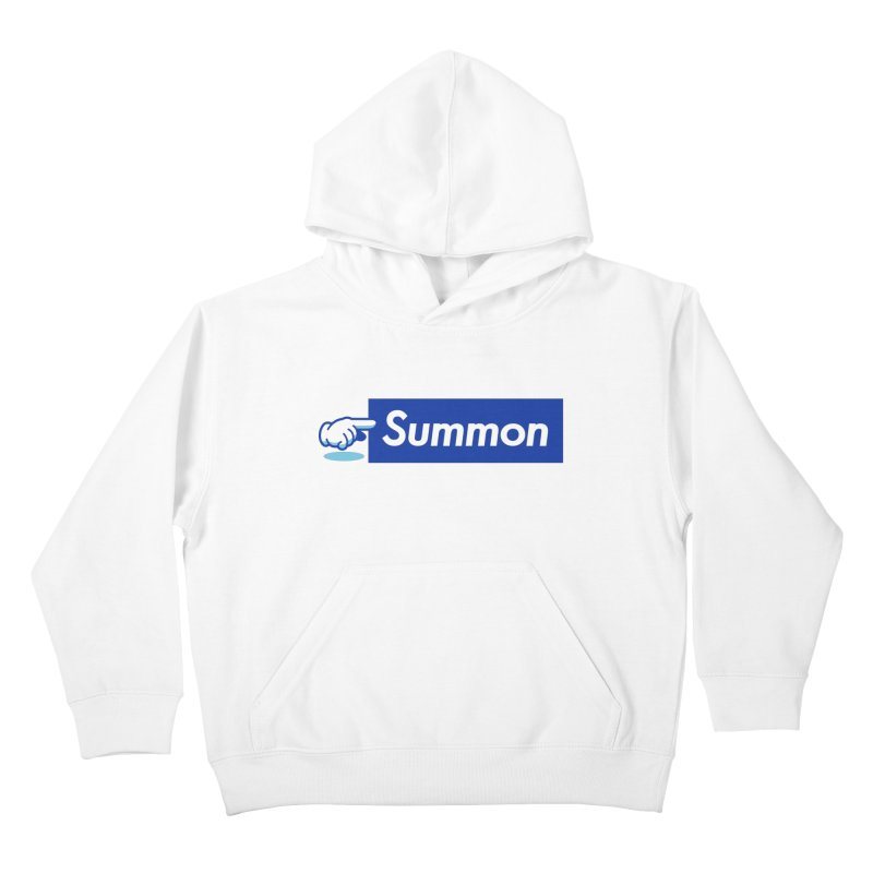 Summon Kids Pullover Hoody by Shop TerryMakesStuff
