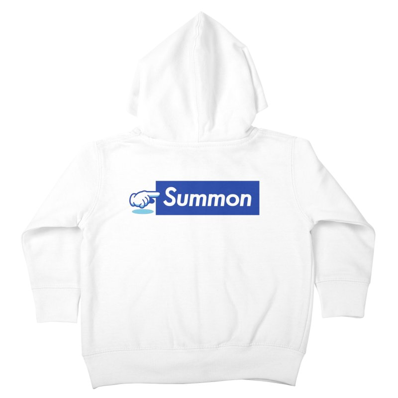 Summon Kids Toddler Zip-Up Hoody by Shop TerryMakesStuff