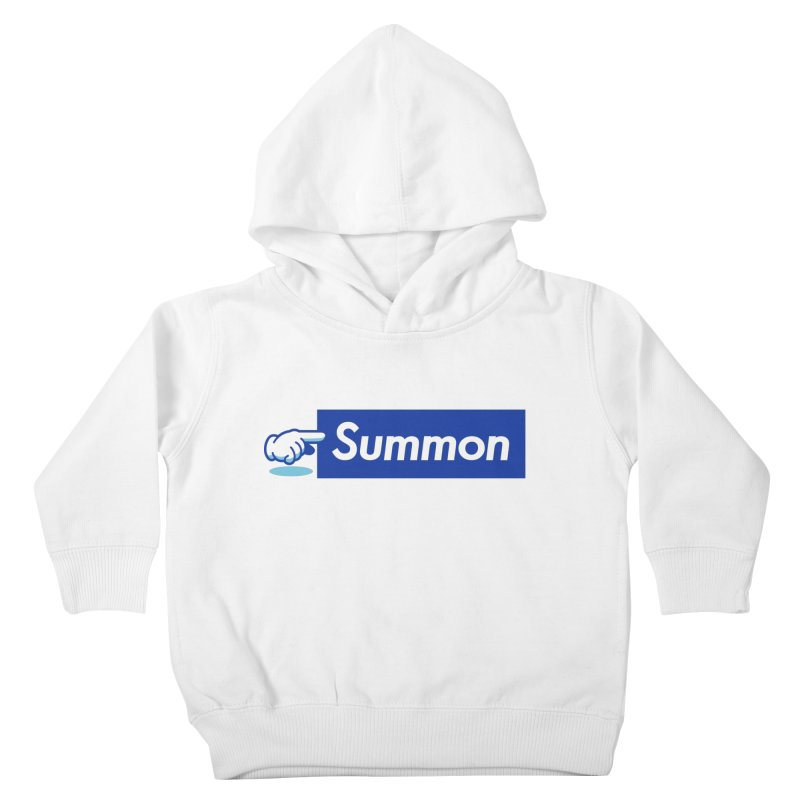 Summon Kids Toddler Pullover Hoody by Shop TerryMakesStuff