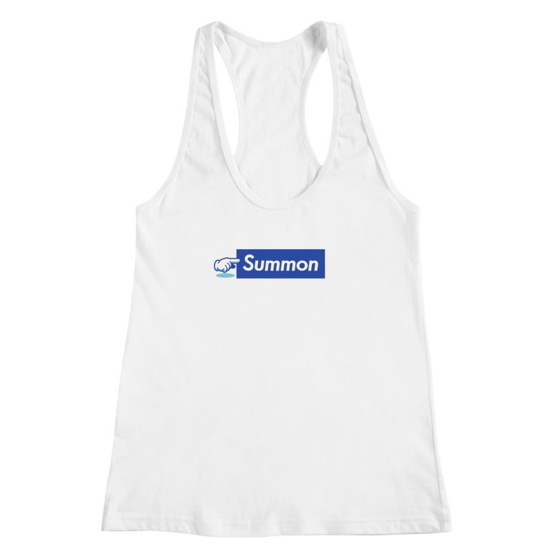 Summon Women's Racerback Tank by Shop TerryMakesStuff