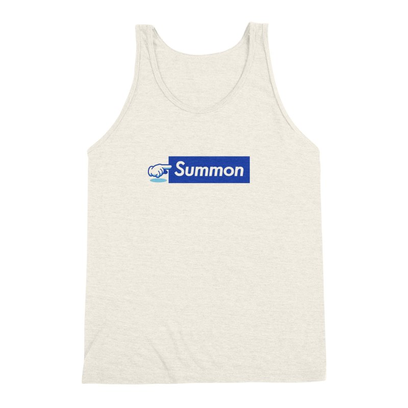 Summon Men's Triblend Tank by Shop TerryMakesStuff