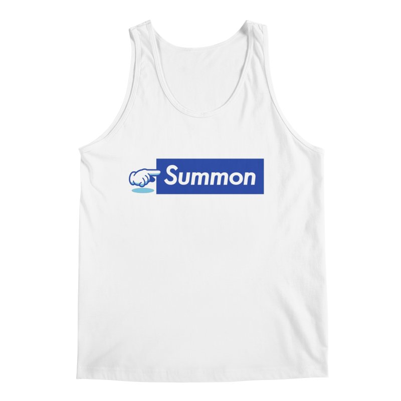 Summon Men's Regular Tank by Shop TerryMakesStuff