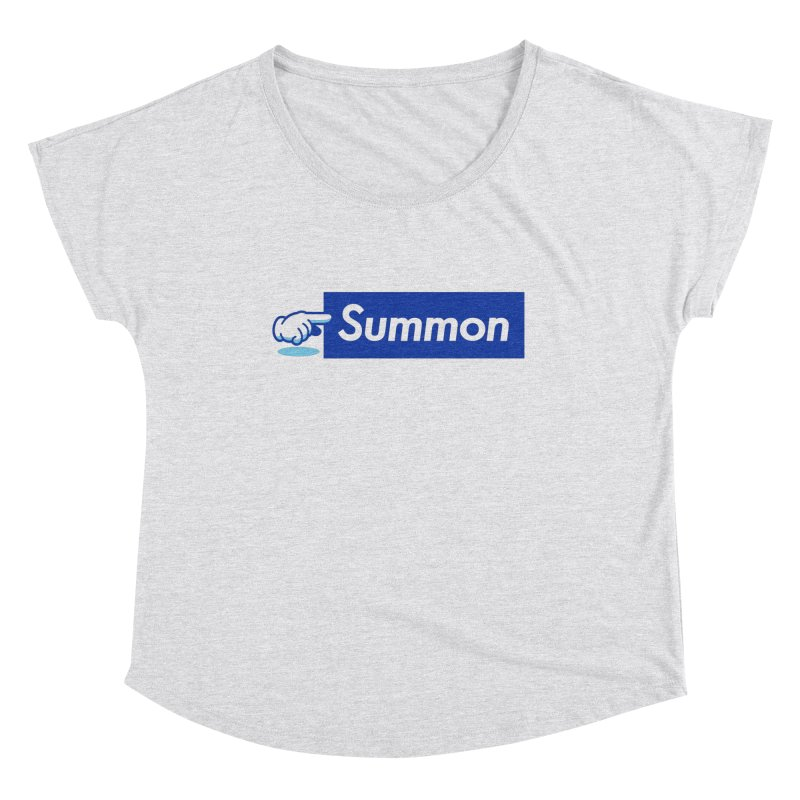 Summon Women's Scoop Neck by Shop TerryMakesStuff