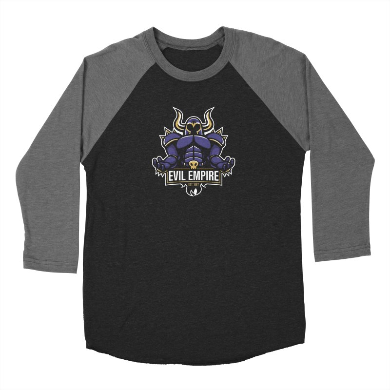Evil Empire Men's Longsleeve T-Shirt by Shop TerryMakesStuff