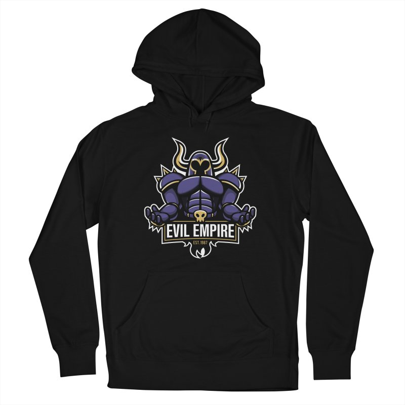 Evil Empire Men's Pullover Hoody by Shop TerryMakesStuff