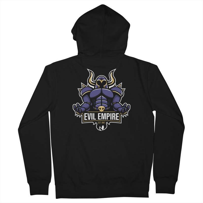 Evil Empire Women's Zip-Up Hoody by Shop TerryMakesStuff