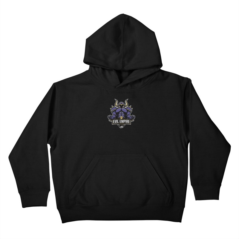 Evil Empire Kids Pullover Hoody by Shop TerryMakesStuff