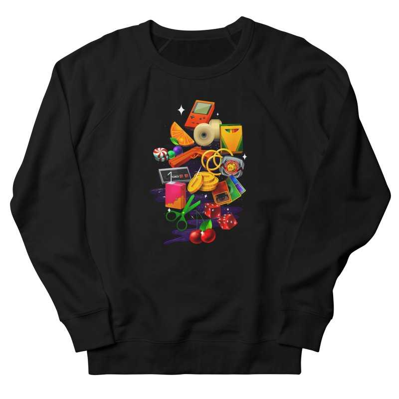 Born 88 Men's French Terry Sweatshirt by Shop TerryMakesStuff