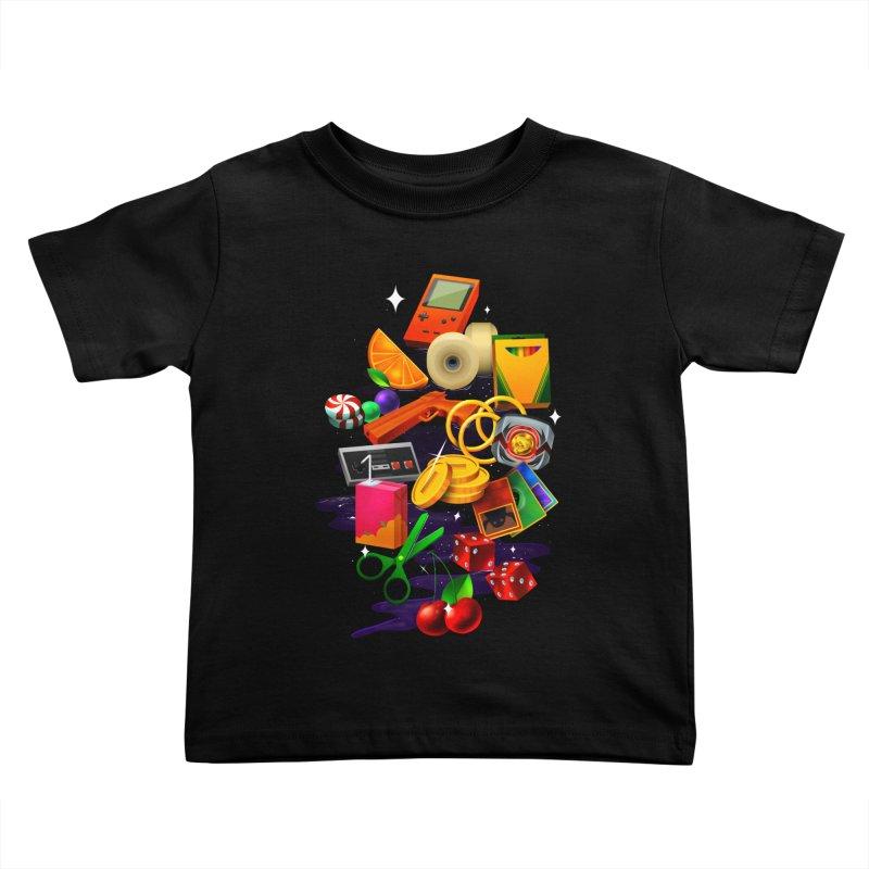 Born 88 Kids Toddler T-Shirt by Shop TerryMakesStuff