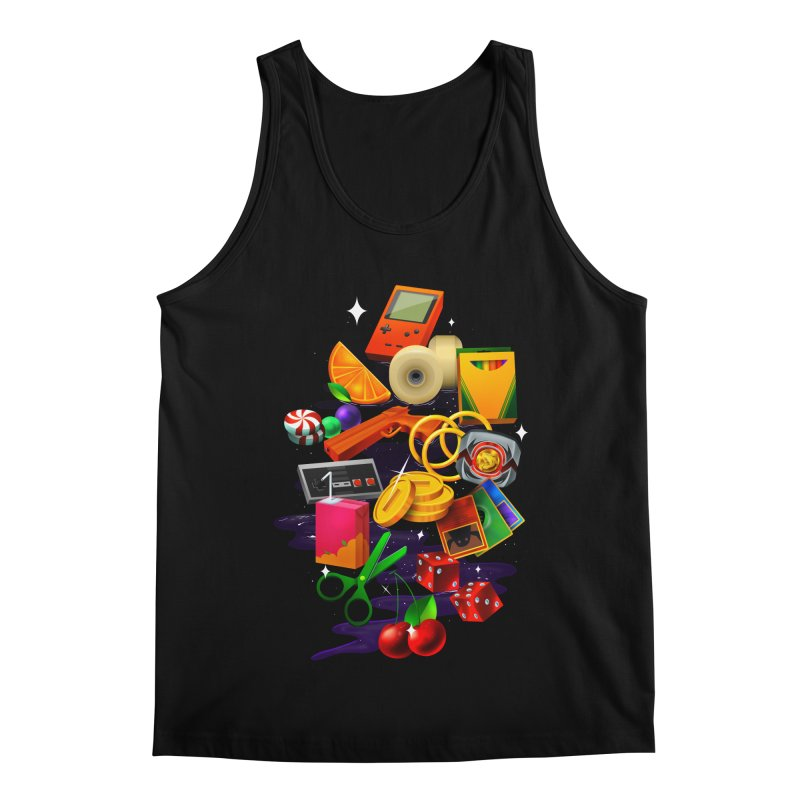 Born 88 Men's Regular Tank by Shop TerryMakesStuff