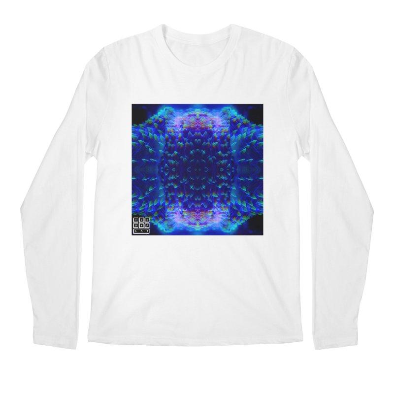 Purple Plate Men's Longsleeve T-Shirt by TERUYA LAB