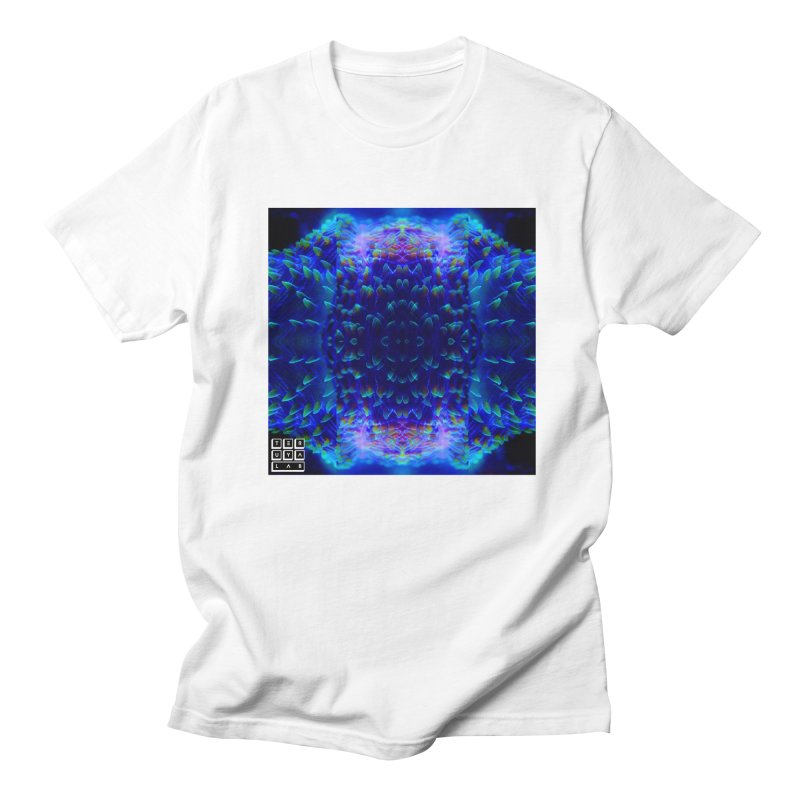 Purple Plate Men's Regular T-Shirt by TERUYA LAB