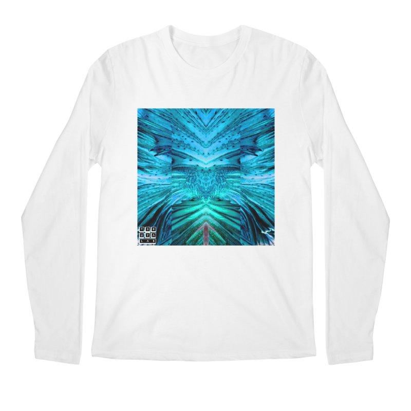 Blue Betta Men's Longsleeve T-Shirt by TERUYA LAB