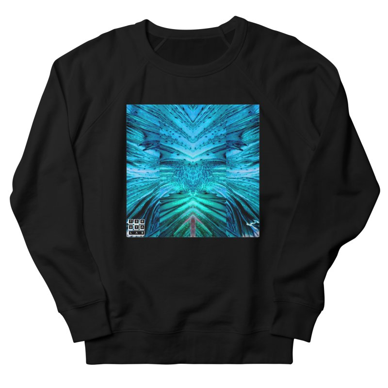 Blue Betta Women's Sweatshirt by TERUYA LAB