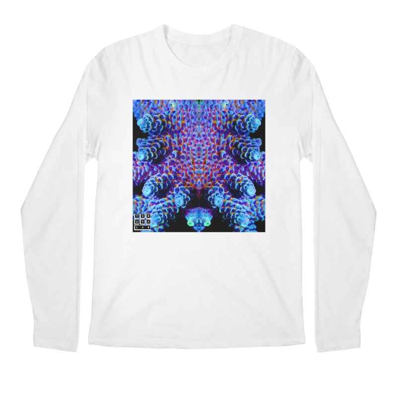Aussie Acropora Men's Regular Longsleeve T-Shirt by TERUYA LAB