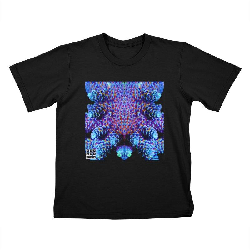 Aussie Acropora Kids T-Shirt by TERUYA LAB