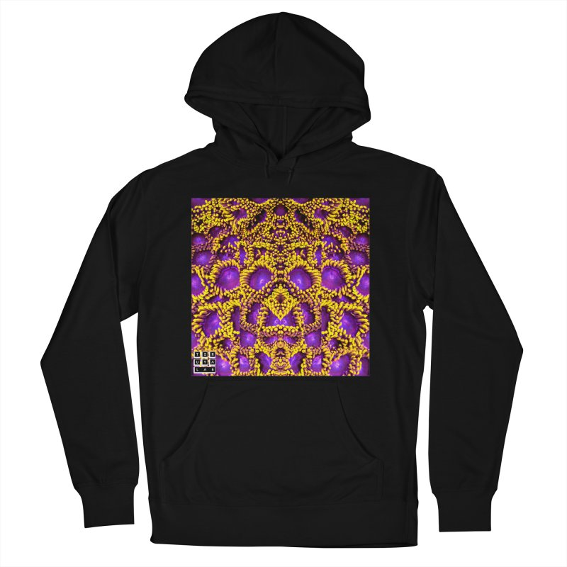 Zoophagous Zoanthids Women's Pullover Hoody by TERUYA LAB