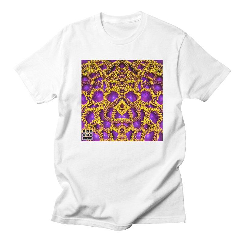 Zoophagous Zoanthids Men's T-shirt by TERUYA LAB