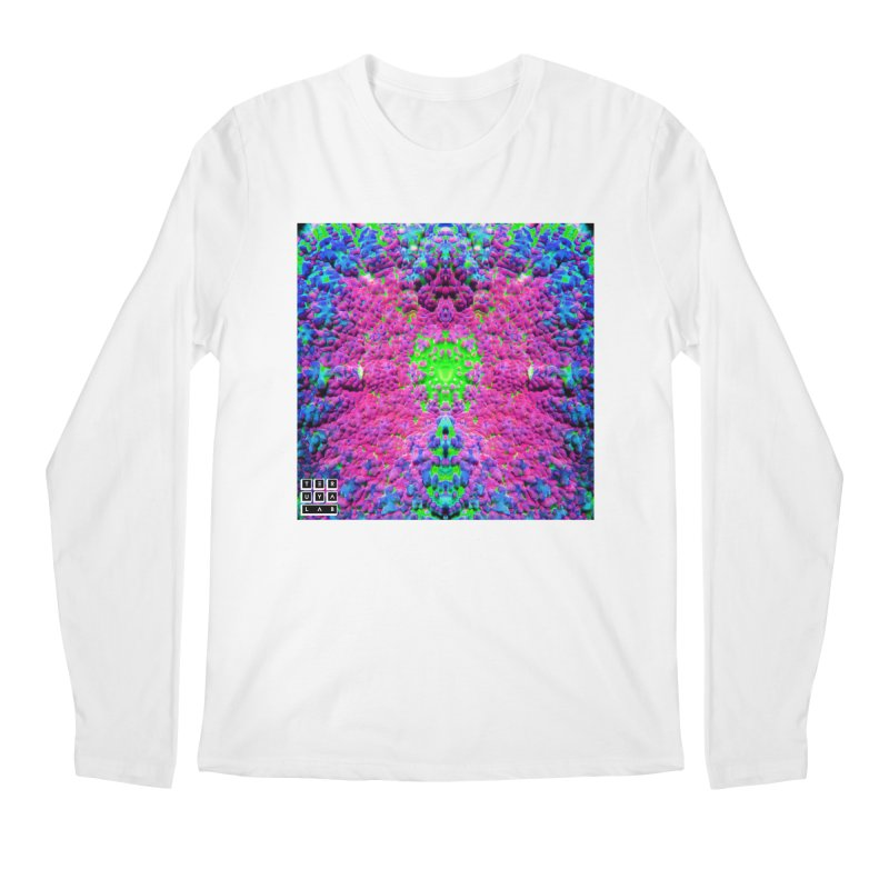 Shrill Shroom Men's Regular Longsleeve T-Shirt by TERUYA LAB