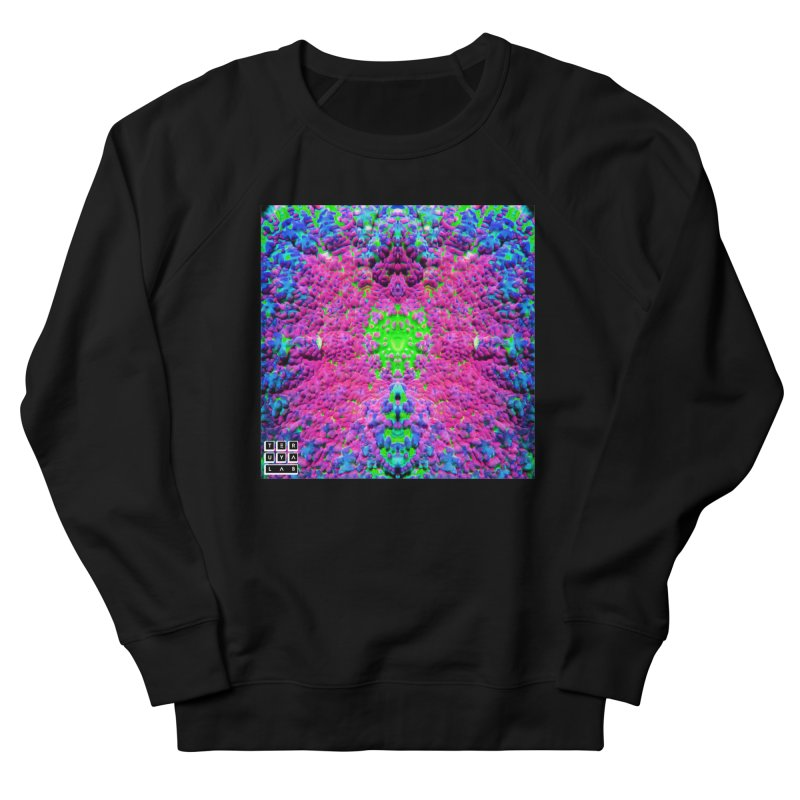 Shrill Shroom Men's French Terry Sweatshirt by TERUYA LAB