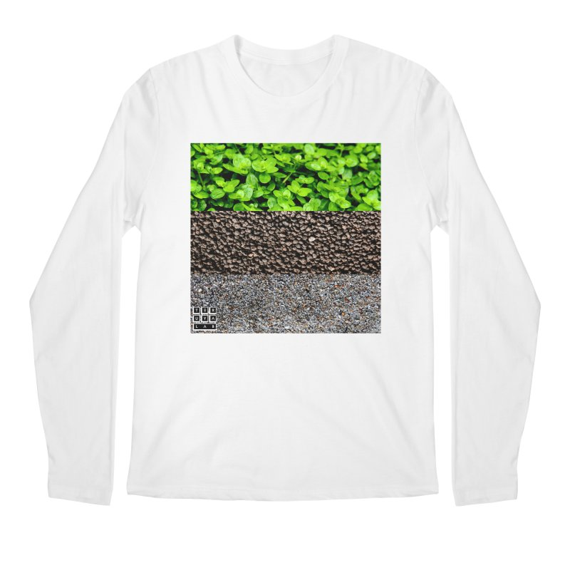 Hemianthus Callitrichoides Men's Regular Longsleeve T-Shirt by TERUYA LAB