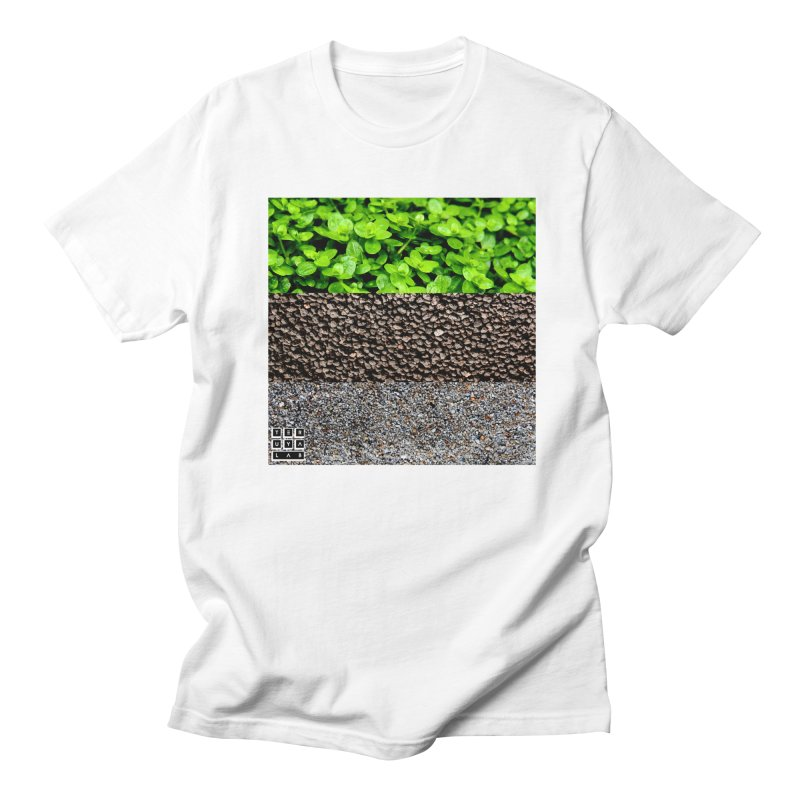 Hemianthus Callitrichoides Men's Regular T-Shirt by TERUYA LAB