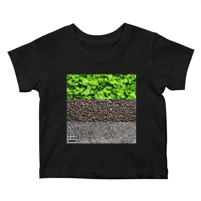 Hemianthus Callitrichoides Kids Baby T-Shirt by TERUYA LAB