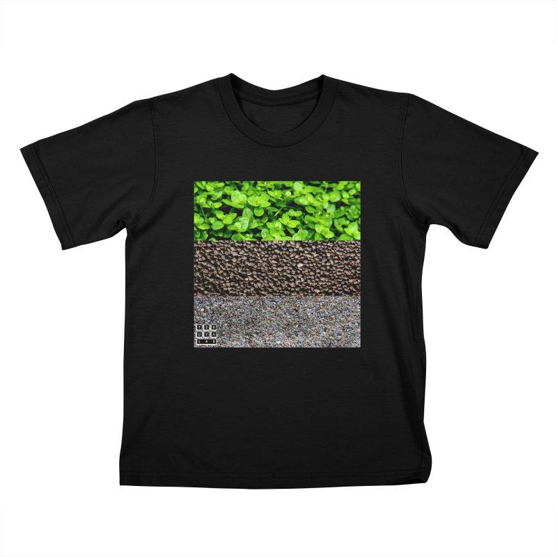Hemianthus Callitrichoides Kids T-Shirt by TERUYA LAB