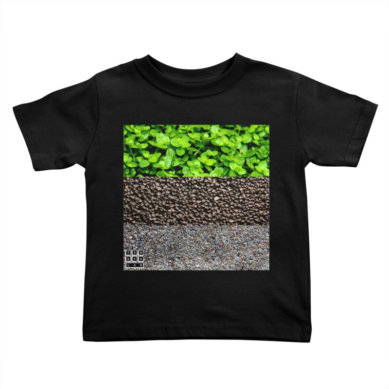 Hemianthus Callitrichoides Kids Toddler T-Shirt by TERUYA LAB