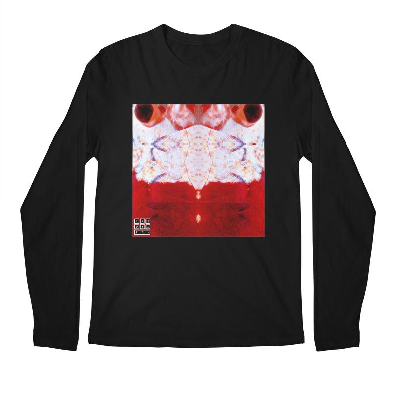Crystal Shrimp Men's Longsleeve T-Shirt by TERUYA LAB