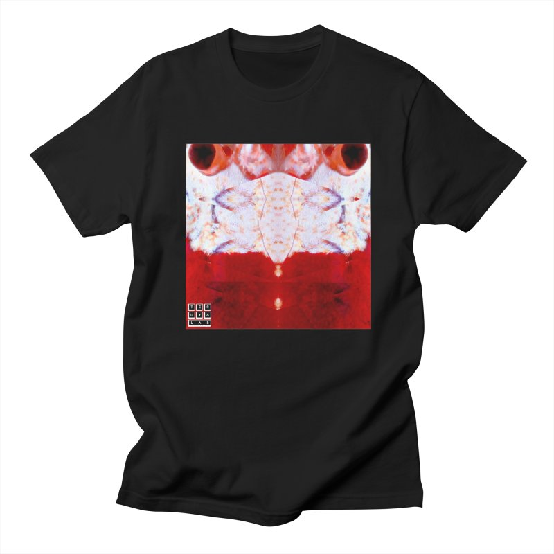 Crystal Shrimp Men's T-shirt by TERUYA LAB