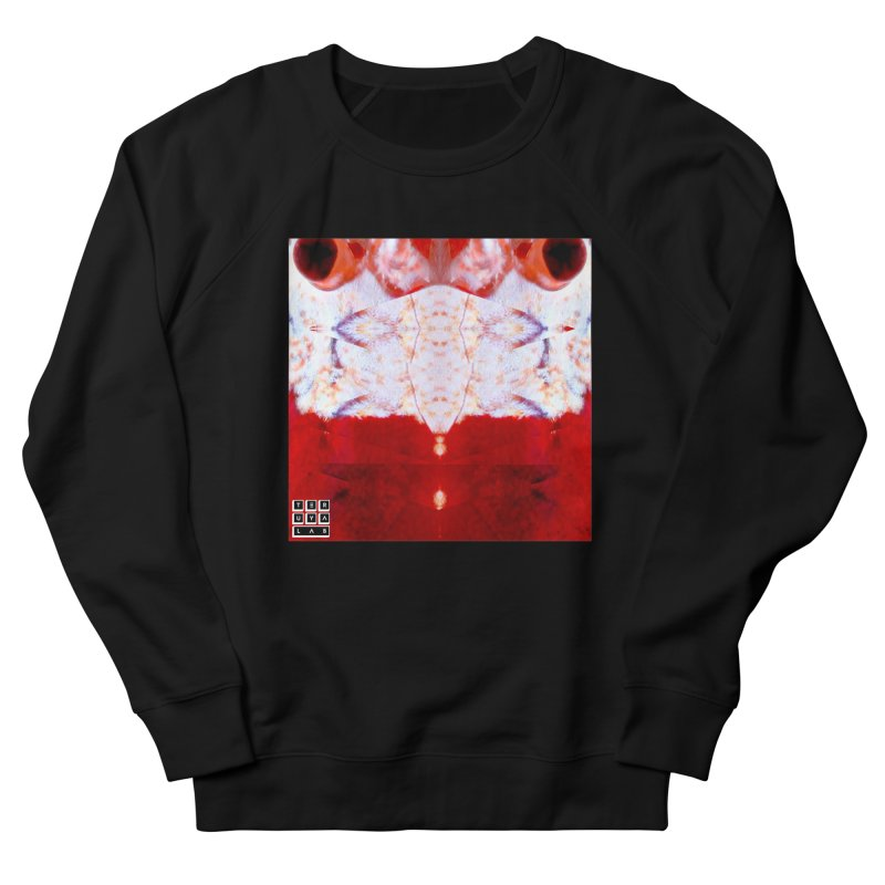 Crystal Shrimp Men's French Terry Sweatshirt by TERUYA LAB