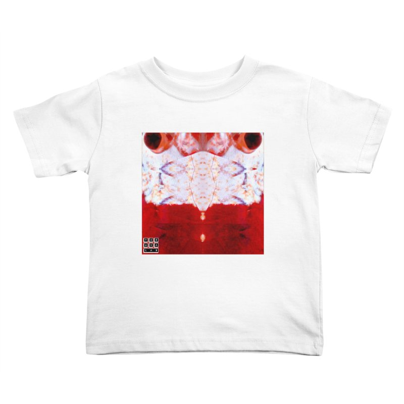 Crystal Shrimp Kids Toddler T-Shirt by TERUYA LAB