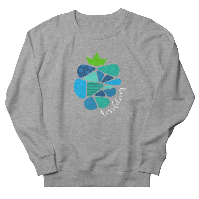 hi i'm a tessleberry tshirt with white letters   by tessleberry's Artist Shop