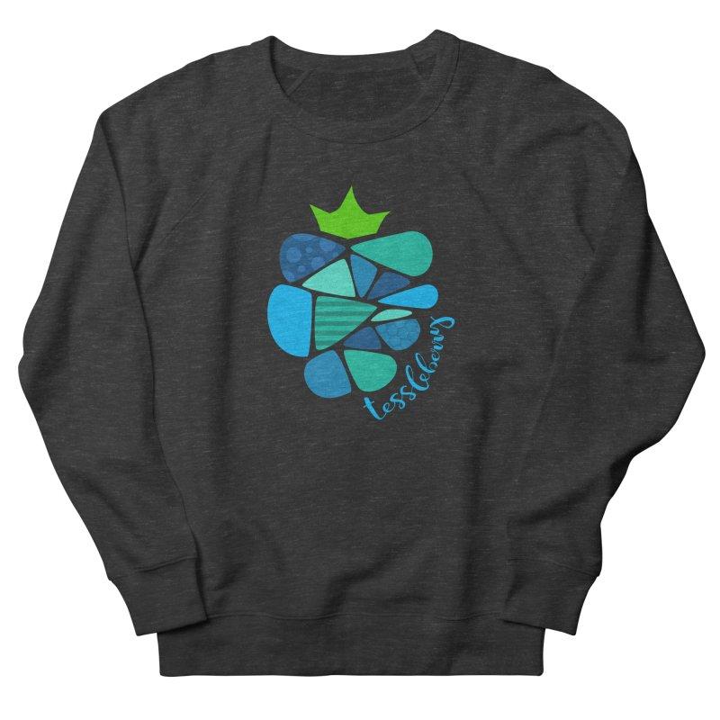 hi i'm a tessleberry tshirt with blue letters Women's Sweatshirt by tessleberry's Artist Shop