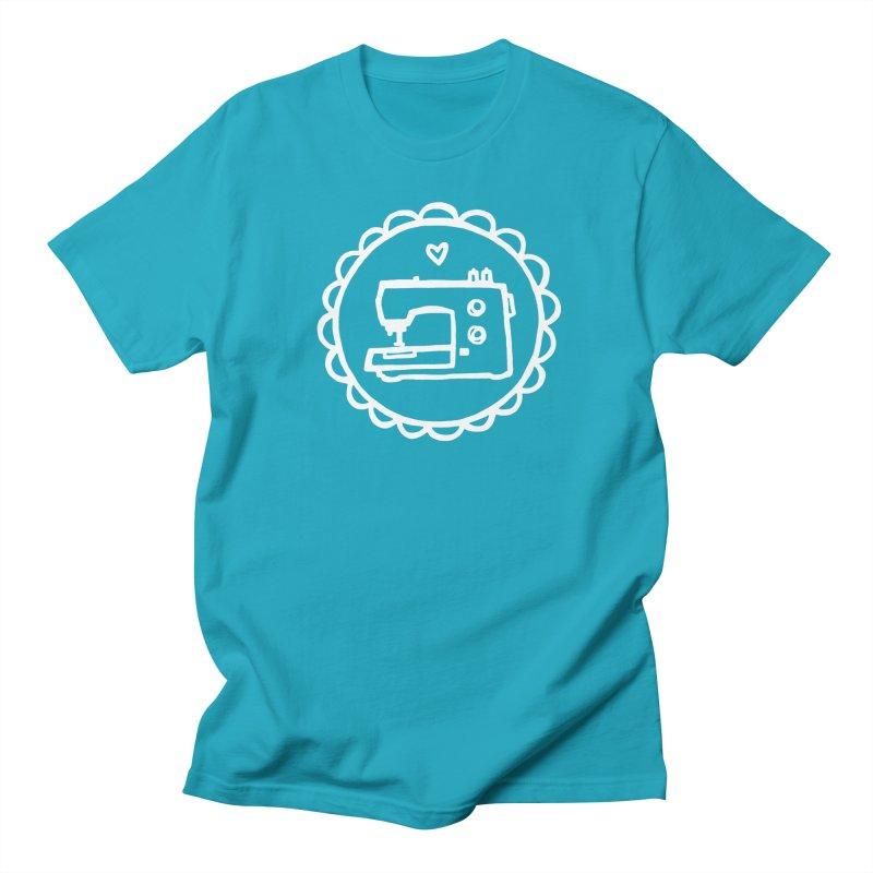 White Textillia Logo Women's T-Shirt by Textillia Shirt Shop