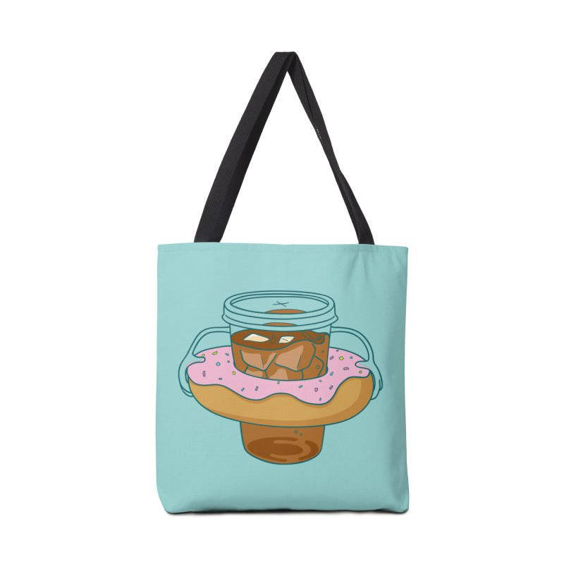 donutube Accessories Bag by tface's Artist Shop