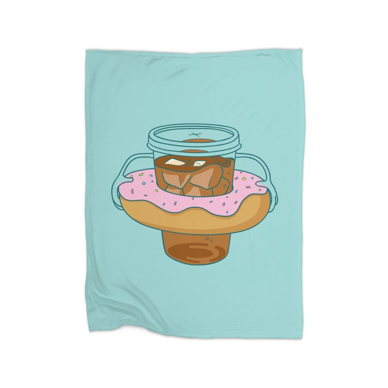 donutube Home Blanket by tface's Artist Shop
