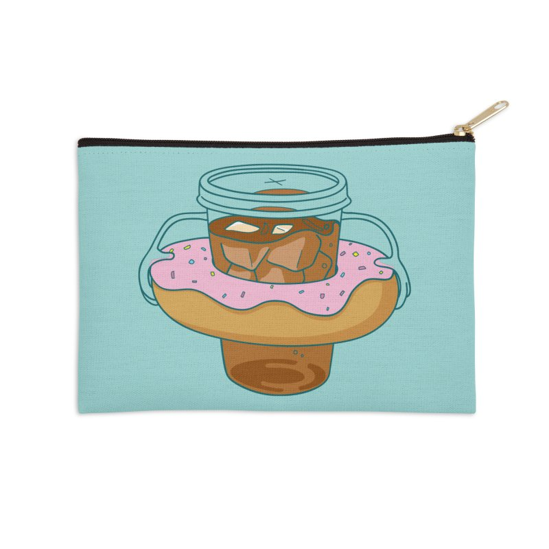 donutube Accessories Zip Pouch by tface's Artist Shop