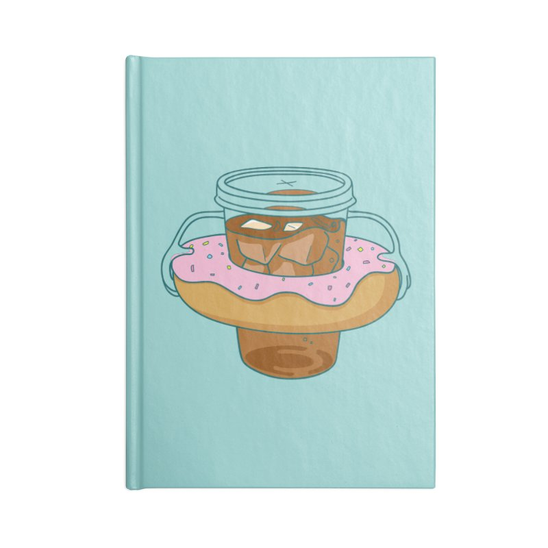 donutube Accessories Notebook by tface's Artist Shop