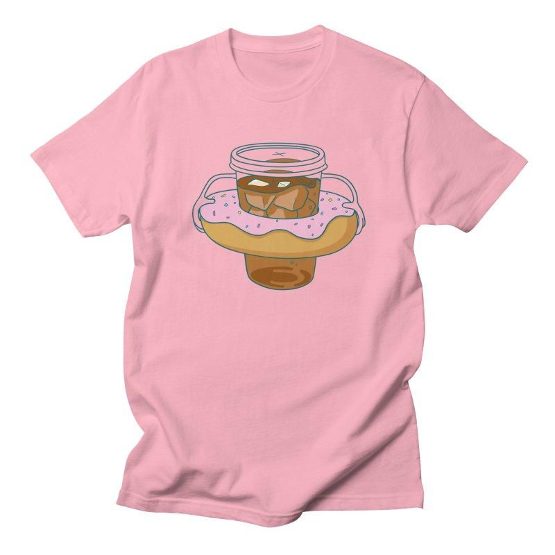 donutube Men's T-shirt by tface's Artist Shop