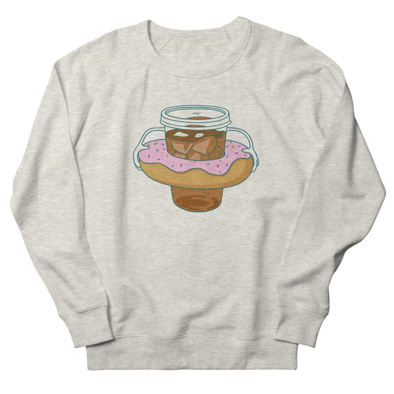 donutube Women's Sweatshirt by tface's Artist Shop