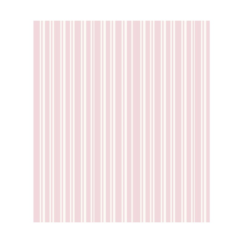 Dusty pale pink and white stripes by thatsgraphic's Artist Shop