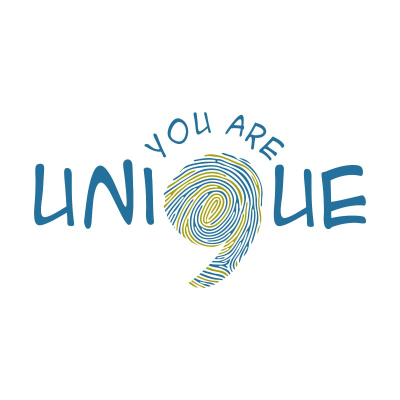 You are Unique by thatsgraphic's Artist Shop