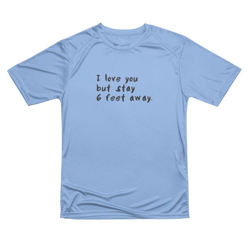Social Distancing Kind Of Love Men's T-Shirt by thatssotampa's Artist Shop