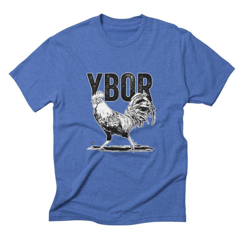 YBOR Men's T-Shirt by thatssotampa's Artist Shop