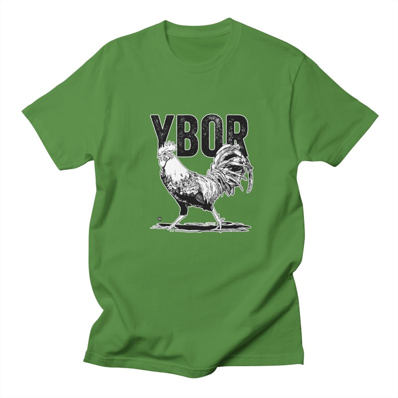 YBOR Men's T-Shirt by thatssotampa's Artist Shop