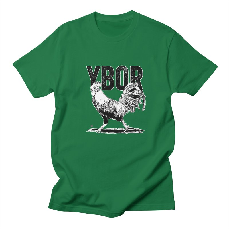 YBOR Men's Regular T-Shirt by thatssotampa's Artist Shop