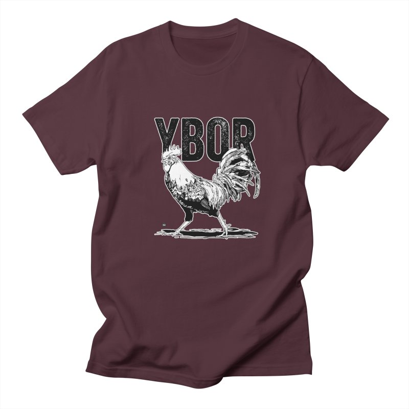 YBOR Women's Regular Unisex T-Shirt by thatssotampa's Artist Shop