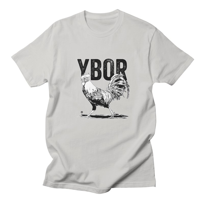 YBOR Men's Regular T-Shirt by thatssotampa's Artist Shop